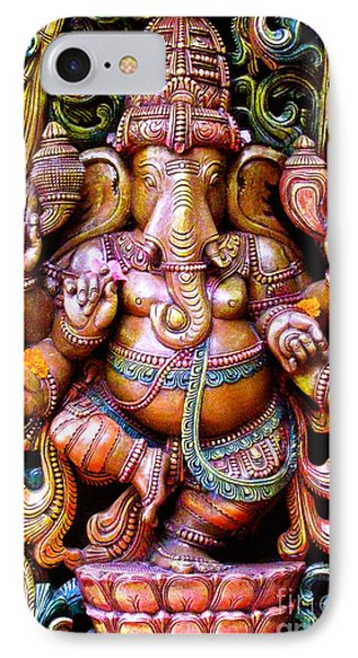 Remover Of Obstacles IPhone Case by Roselynne Broussard