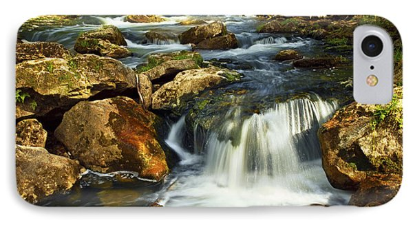 River Rapids IPhone Case by Elena Elisseeva