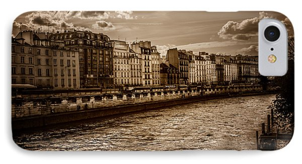 River Seine Paris IPhone Case