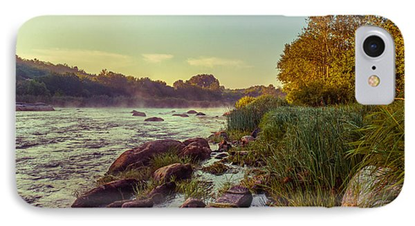 River Stones IPhone Case by Dmytro Korol