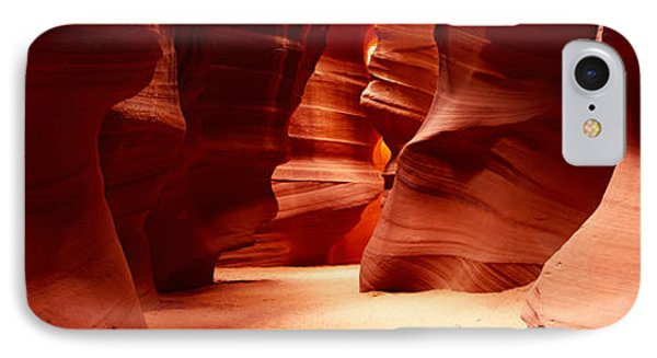 Rock Formations, Antelope Canyon, Lake IPhone Case