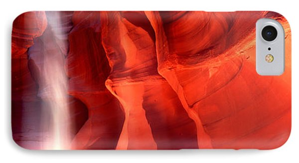 Rock Formations In A Canyon, Antelope IPhone Case by Panoramic Images