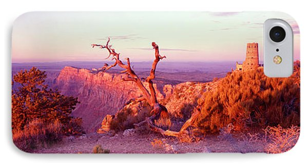 Rock Formations In A National Park IPhone Case by Panoramic Images