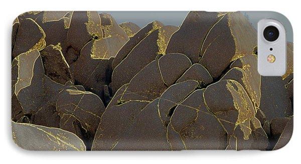 Rock Shapes 2 IPhone Case