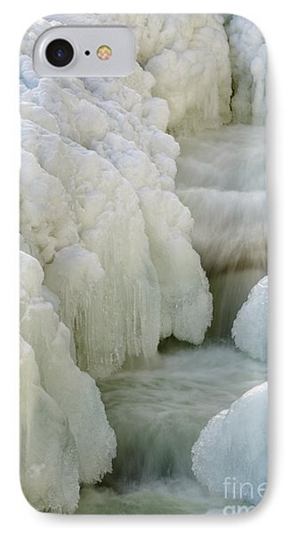 Rocky Gorge Scenic Area - White Mountains New Hampshire Usa Phone Case by Erin Paul Donovan