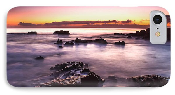 Rocky Sunset IPhone Case by David Daniel Adventures