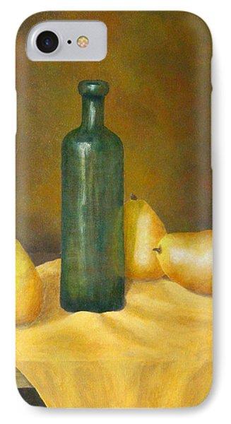 Roman Table Phone Case by Pamela Allegretto