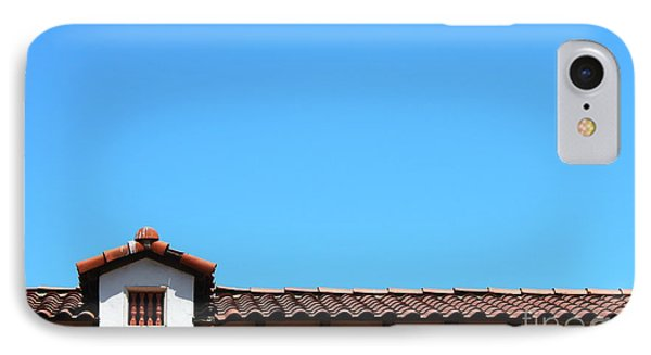 Roof IPhone Case by Henrik Lehnerer