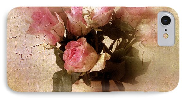 Rose Bouquet IPhone Case by Jessica Jenney