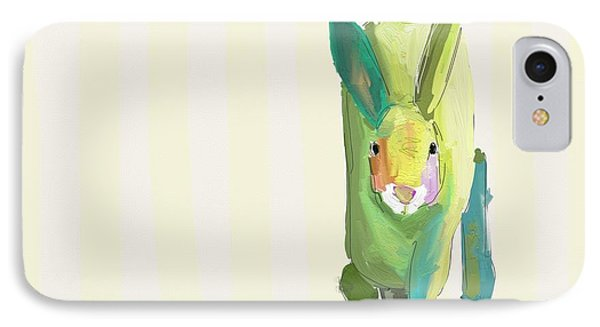Running Bunny IPhone Case