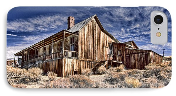 Rustic Cabin IPhone Case by Jason Abando