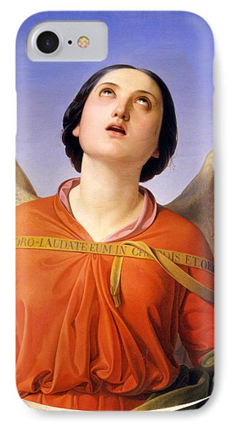 Sacred Music Phone Case by Luigi Mussini