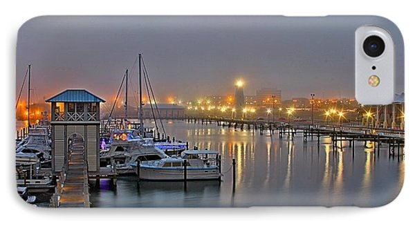 Safe Harbor IPhone Case by Brian Wright