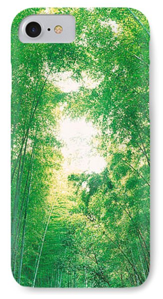 Sagano Kyoto Japan IPhone Case