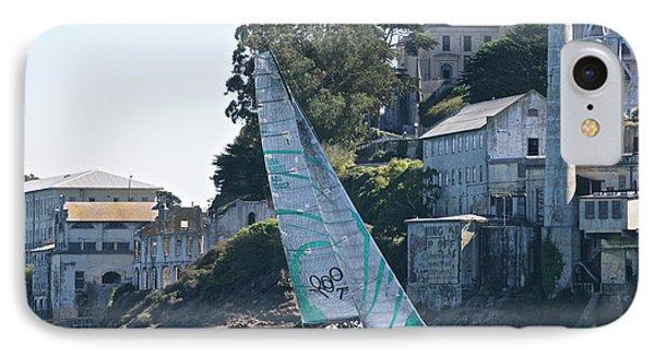 Sail Alcatraz IPhone Case