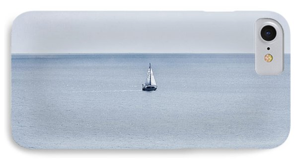 IPhone Case featuring the photograph Sail Away by Zoe Ferrie