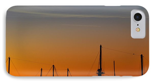 Sailing Boats IPhone Case by Stelios Kleanthous