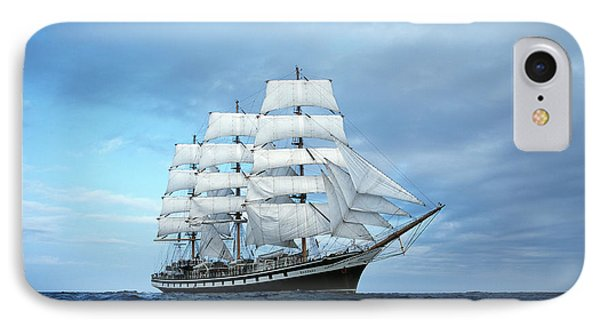 Sailing Ship IPhone Case