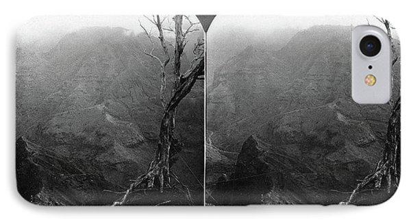 Samoa Mount Vaea, C1900 IPhone Case by Granger