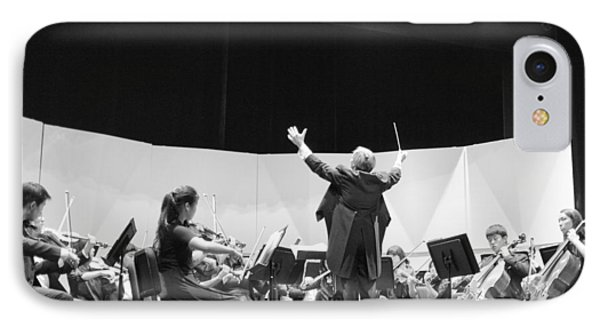 IPhone Case featuring the photograph San Diego Youth Symphony by Hugh Smith