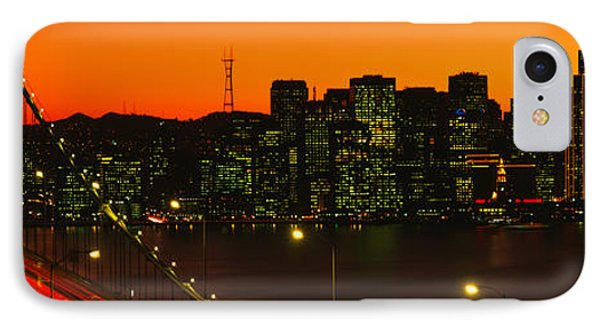 San Franscisco Ca IPhone Case by Panoramic Images