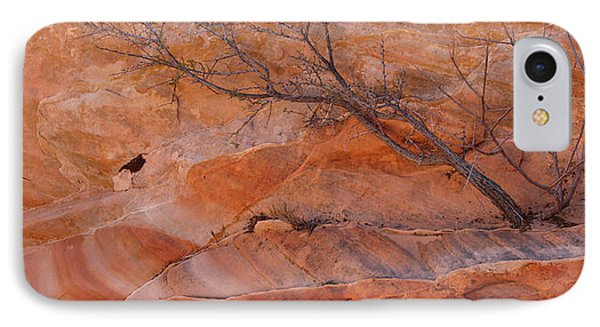 Sandstone Patterns, Valley Of Fire IPhone Case