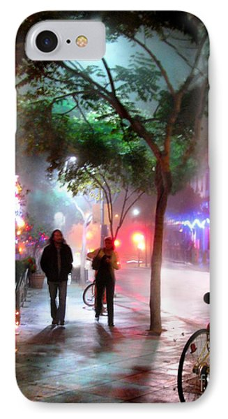 Santa Monica Secrets IPhone Case by Jennie Breeze