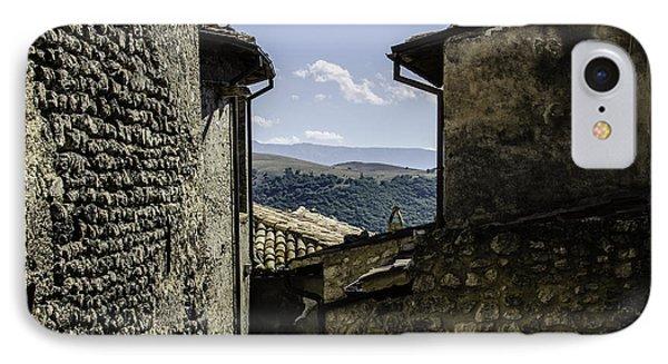 Santo Stefano Di Sessanio - Italy  IPhone Case by Andrea Mazzocchetti
