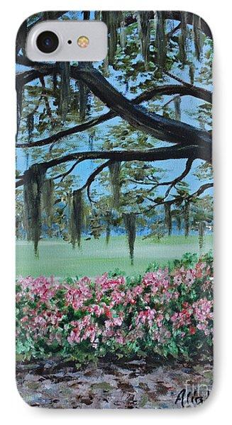 Savannah Spring IPhone Case