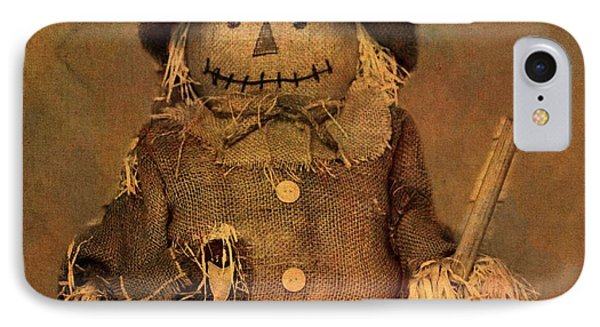 Scarecrow IPhone Case by Dan Sproul