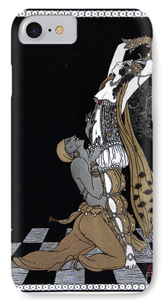 Scheherazade IPhone Case by Georges Barbier