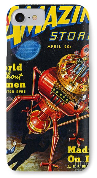 Science Fiction Cover 1939 Phone Case by Granger
