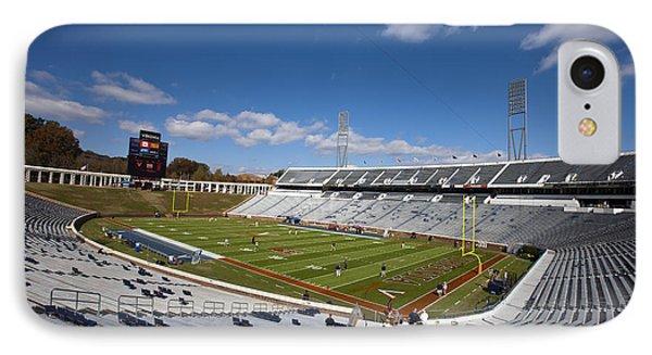 Scott Stadium University Of Virginia IPhone Case by Jason O Watson
