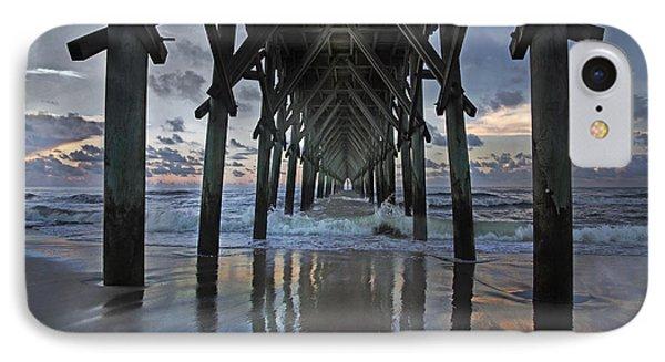 Sea Of Dreams IPhone Case by Betsy Knapp