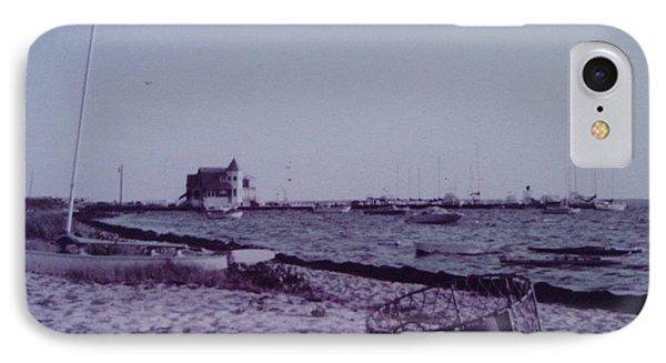 Seaside Park Nj Yacht Club Phone Case by Joann Renner