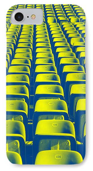 Seats IPhone Case