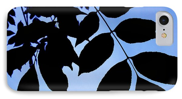 Shadows Phone Case by Lucy D