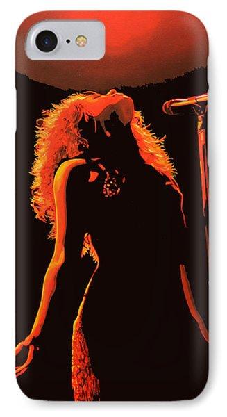 Shakira IPhone 7 Case by Paul Meijering