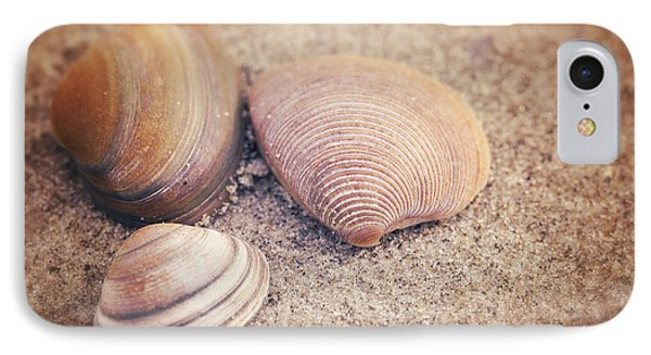 Shells  Phone Case by LHJB Photography