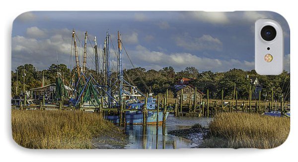 Shem Creek IPhone Case