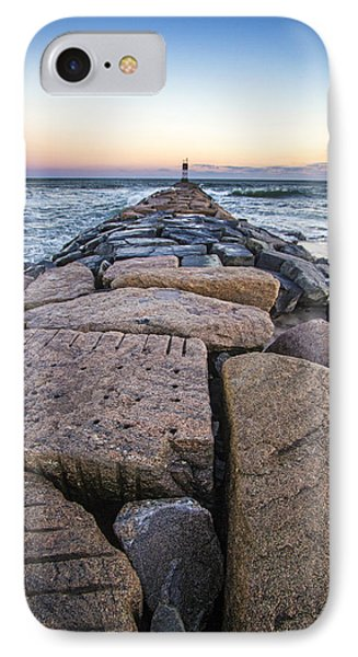 Shinnecock Inlet Jetty IPhone Case