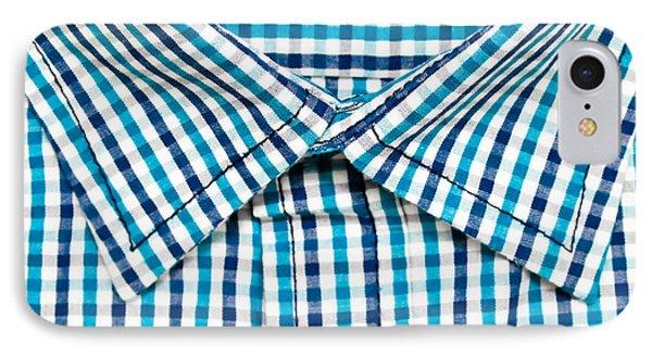 Shirt Collar IPhone Case by Tom Gowanlock