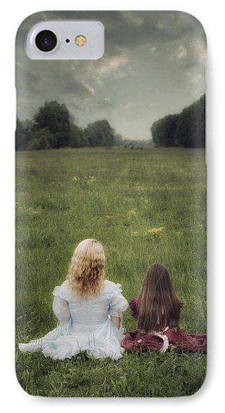 Sisters Phone Case by Joana Kruse