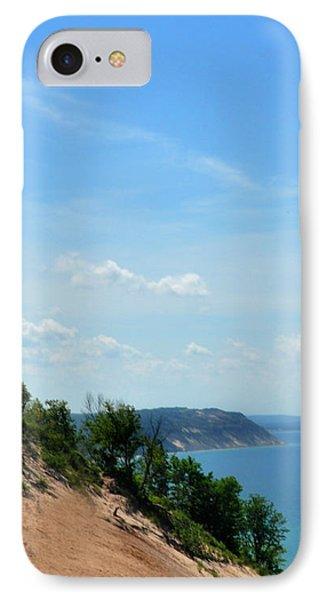 Sleeping Bear Dunes Iphone Case IPhone Case by Diane Lent
