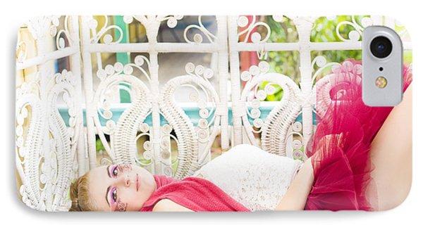 Sleeping Beauty IPhone Case by Jorgo Photography - Wall Art Gallery