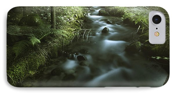 Small Stream In A Forest, Pirin Phone Case by Evgeny Kuklev