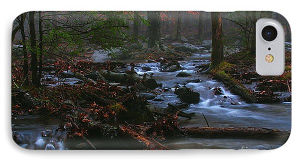 Smoky Mountain Color IPhone Case