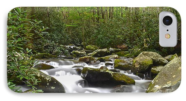 Smoky Mountain National Park Phone Case by Frozen in Time Fine Art Photography