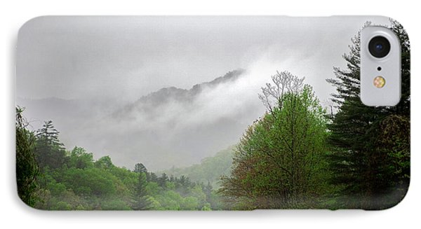 Smoky Mountains IPhone Case