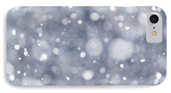 Snowfall  Phone Case by Elena Elisseeva